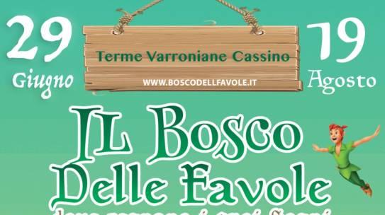 """La fiaba e la magia: dal 29 giugno al 19 agosto """"Il Bosco delle Favole"""""""