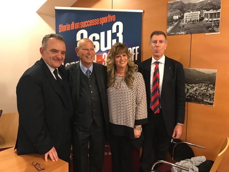 Basket: un 2017 di grandi successi per la BPC Virtus Cassino
