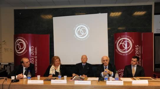 Sessant'anni della Banca Popolare del Cassinate