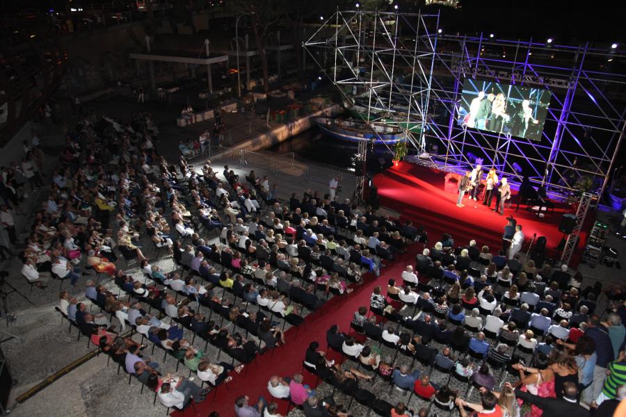 Ospiti d'eccezione per l'inaugurazione della nuova filiale di Formia