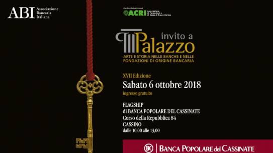 Invito a Palazzo 2018