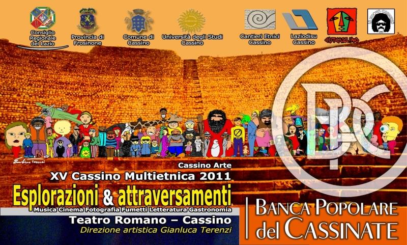 CASSINO MULTIETNICA: XV edizione