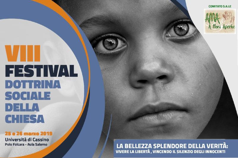 VIII Festival della Dottrina Sociale della Chiesa