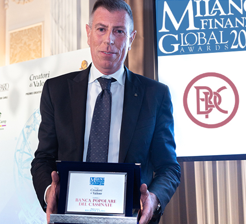 BPC premiata ai Milano Finanza Global Awards 2019
