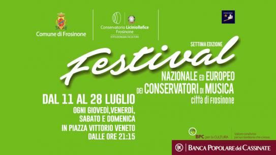 Festival dei Conservatori, attesa per la finale con Beppe Vessicchio