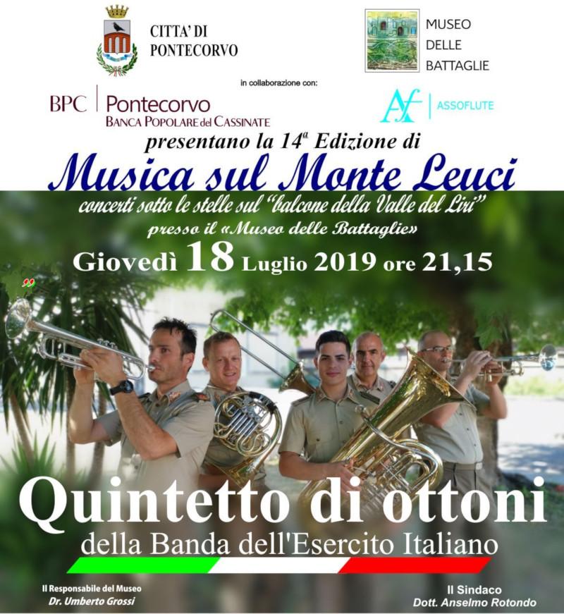 Musica sul Monte Leuci