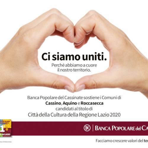 Città della Cultura della Regione Lazio 2020