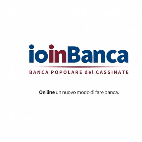 Io in Banca: nasce la banca online di BPC