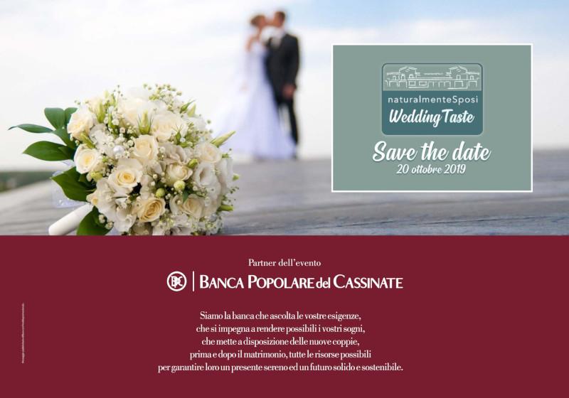 Wedding taste: uno speciale evento dedicato agli sposi