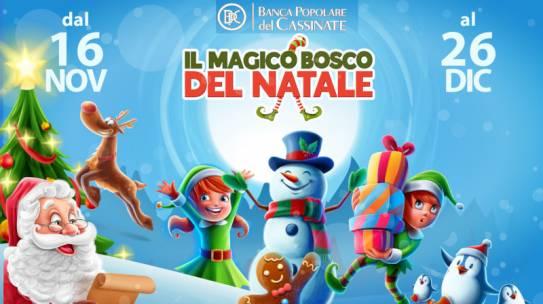 Il Magico Bosco di Natale