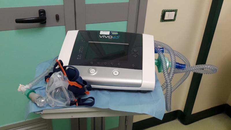 Coronavirus: un sostegno all'ospedale di Cassino