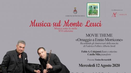 Musica Sul Monte Leuci – Musica Sotto Le Stelle – Movie Theme