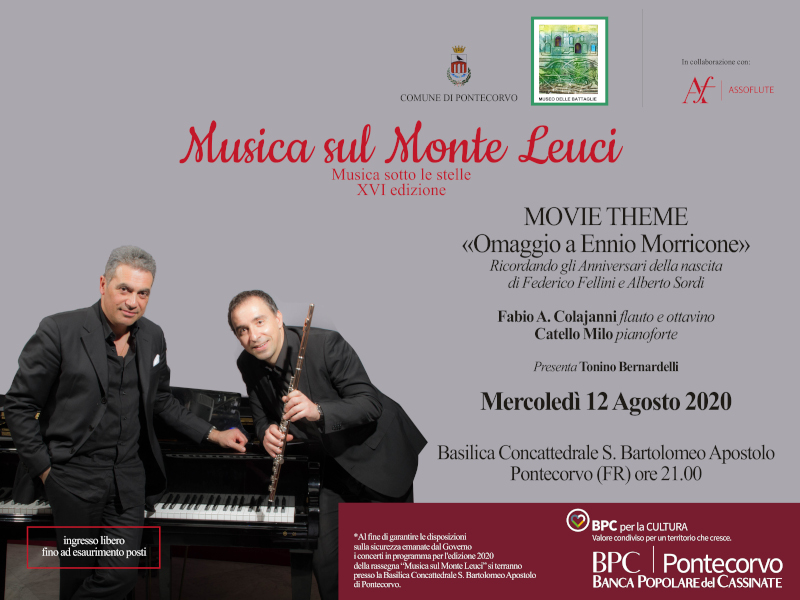 Musica Sul Monte Leuci – Musica Sotto Le Stelle – Movie Theme