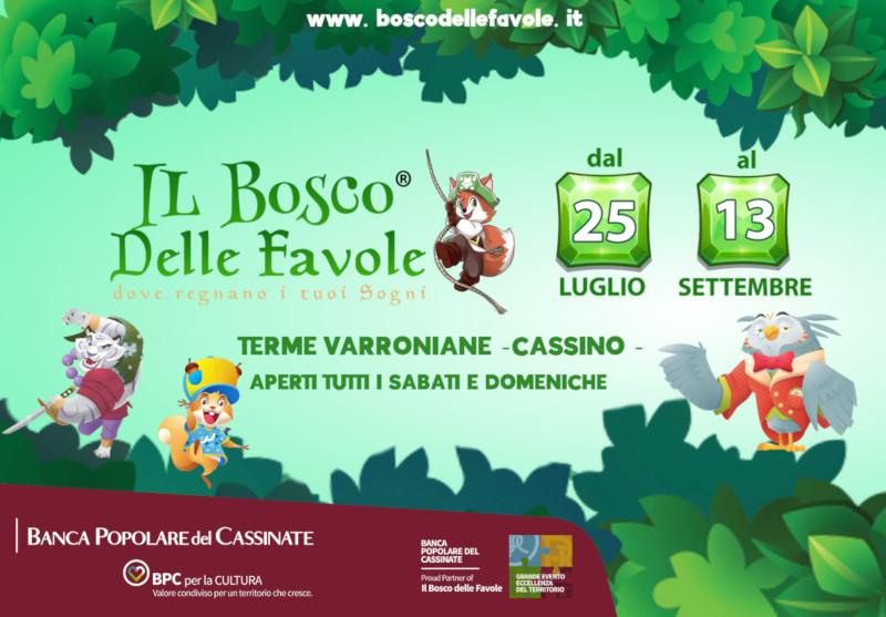 Bosco delle Favole 2020