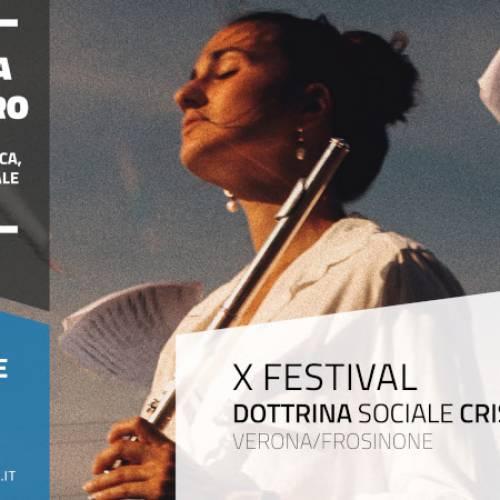 X Festival Dottrina Sociale della Chiesa