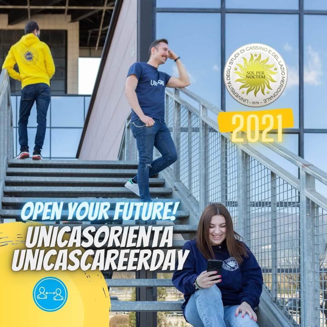 UnicasOrienta2021 – Career Day – XI edizione